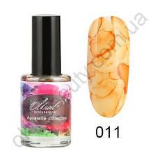 Акварельные капли (флюиды) для дизайна ногтей №11