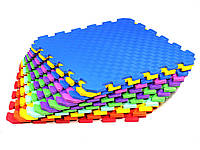 Модульное покрытие коврик-пазл ''EVA'' (45*45*1 см)