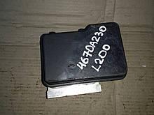 670A230 Блок ABS Mitsubishi L200 2008 2.5did