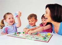 Вибір настільної гри для дитини