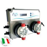 Aquaviva Система дозирующих насосов AquaViva PH/RX 5л/ч + Измерительный набор, 2шт