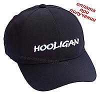 Чоловіча стильна спортивна кепка бейсболка блайзер HOOLIGAN, фото 1