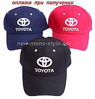 Мужская спортивная новая модная кепка бейсболка блайзер TOYOTA