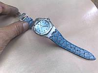 Ремешок из  кожи рыбы ЧИТЛАДА для часов Audemars Piguet