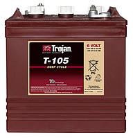 Полу-тяговые батареи TROJAN 6В и 12В