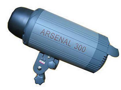 Вспышка студийная Arsenal ARS-300/VC (ARS-300)
