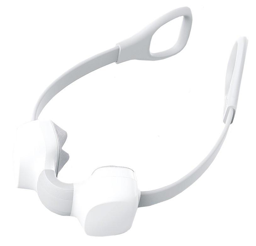 Массажёр Xiaomi iHealth MINI Neck Massager White 2600 мАч продолжительность сеанса 15 минут
