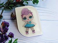 Ароматное яркое мыло ручной работы детское Кукла LOL