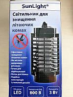 Антимоскитный LED светильник 3 W 220 V