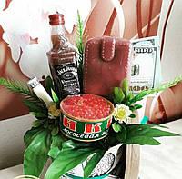Подарочный набор для мужчины  с мыла ручной работы