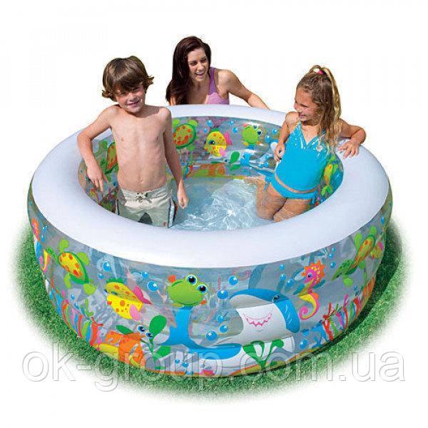 Надувний басейн дитячий інтекс 58480