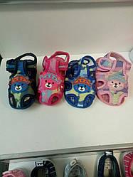 Детские босоножки от фирмы Blue Rama(16-20)(с пищалкой)