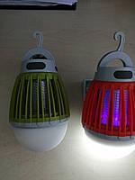 Аккумуляторная антимоскитная LED лампа 5 W