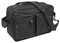 Замечательная мужская сумка Wallaby 2647 черный, фото 1