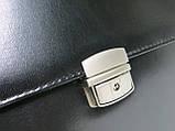 Портфель из кожезаменителя 4U Cavaldi B020139-S черный, фото 8