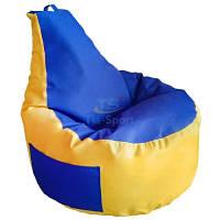 Кресло груша с карманом Люкскомфорт, фото 1