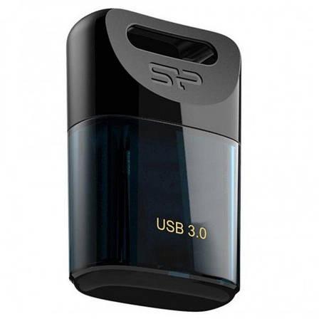 Флеш USB SILICON POWER Jewel J06 16GB USB 3.0 Deep Blue (SP016GBUF3J06V1D), фото 2