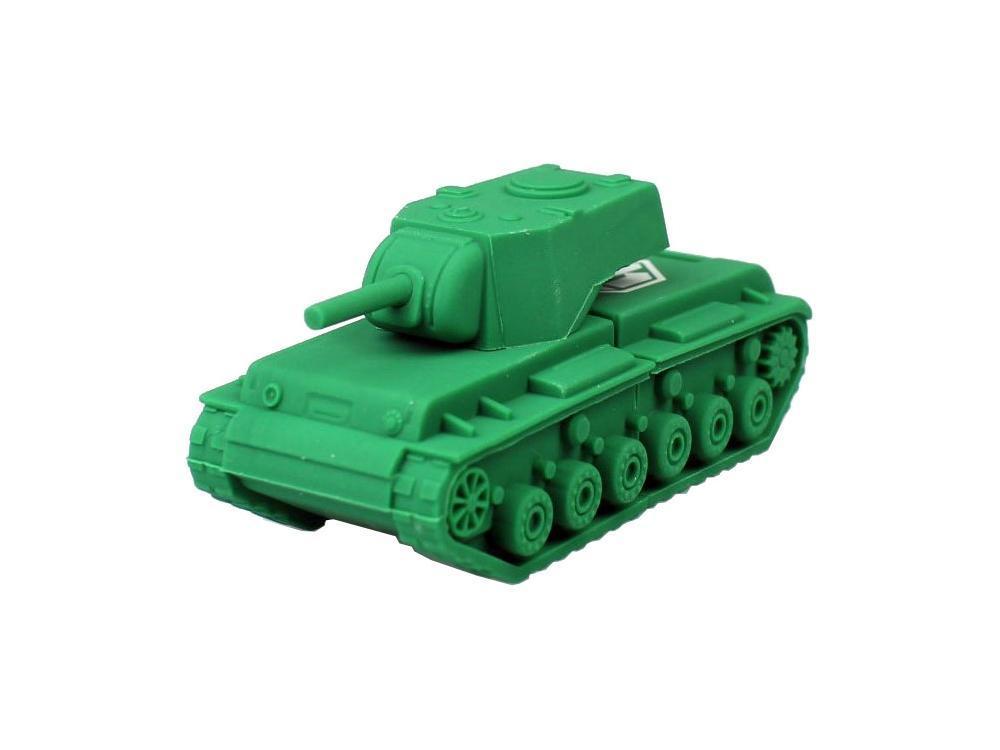 Флеш USB KINGSTON DT-TANK 16 GB WoT Rubber Tank