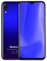 "Blackview A60 6.1"" 19:9 Android GO 8,1 MT6580 4 ядра 1 GB RAM 16 GB ROM 4080 mAh 13MP Blue, фото 1"