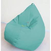 Кресло груша Оксфорд Бирюза