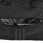 """Сумка-рюкзак Adidas 2in1 Bag """"Jiu-Jitsu"""" Nylon, adiACC052 Черная, фото 6"""