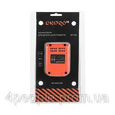 Акумуляторная батарея к шуруповерту Dnipro-M BP-182 СКИДКА ДО 10% ЗВОНИТЕ