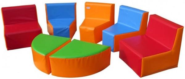 Комплект детской мебели Kidigo Уголок
