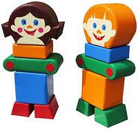 Модульный набор Kidigo Друзья, фото 1