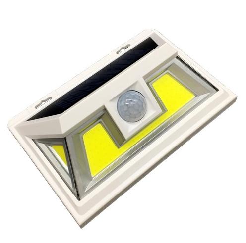 LED светильник на солнечной батарее Vargo 10W с датчиком движения (VS-331)