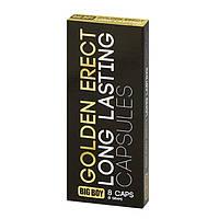 Big Boy Golden Erect 8 Tabs - капсулы для повышения потенции и увеличения эрекции