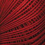 Пряжа YarnArt Lily 5020 темно-красный (Ярнарт Лили) 100% мерсеризованный хлопок