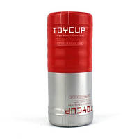 Мастурбатор - ToyCup Double Hole, фото 1