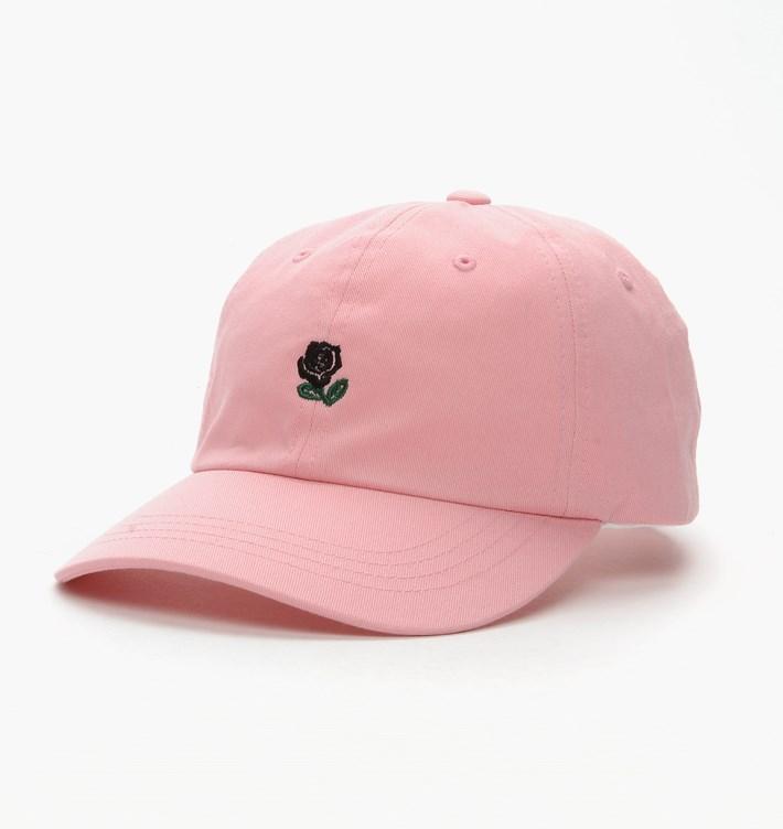 "Кепка в стиле The Hundreds Rose""Pink"""