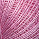 Пряжа YarnArt Lily 5046 сиренево-розовый (Ярнарт Лили) 100% мерсеризованный хлопок