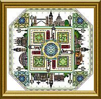 Материалы к The Gardens of London Mandala