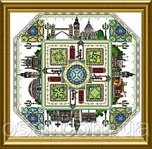 Материалы к The Gardens of London Mandala