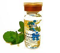Сыворотка с икрой и синими медными пептидами против морщин Zena, 10 мл
