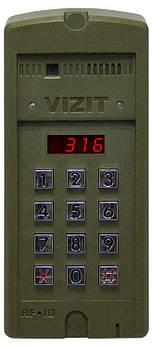 Блок вызова VIZIT-БВД-316F