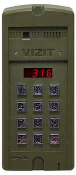 Блок вызова VIZIT-БВД-316FCP с встроенной камерой