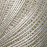 Пряжа YarnArt Lily 6282 молочный (Ярнарт Лили) 100% мерсеризованный хлопок