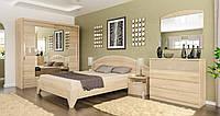 Спальня Аляска, продается только по модулям