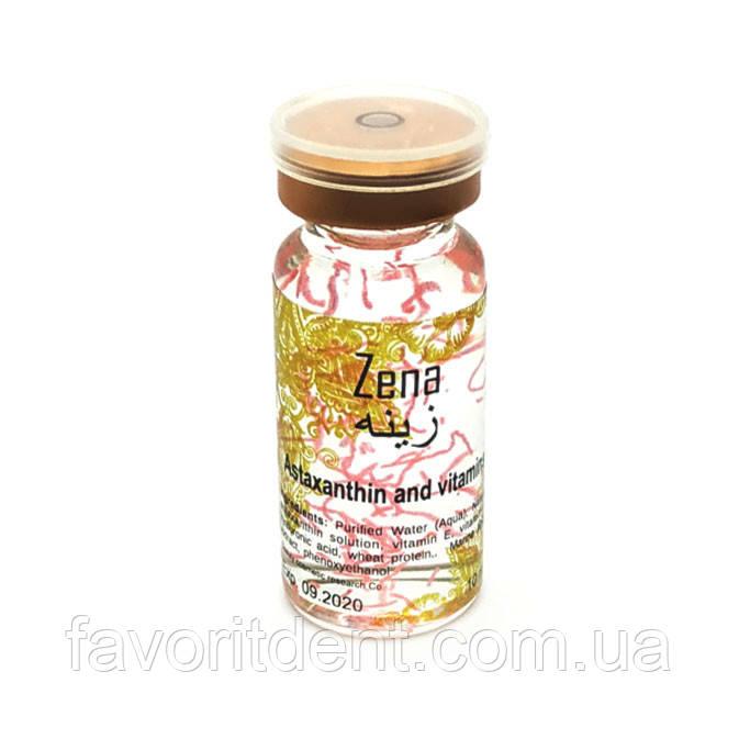 Сыворотка c астаксантином и витаминами, 10 мл