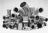 Отводы нержавеющие сварные сталь AISI304