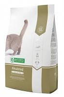 Nature's Protection Cat Neutered Сухой корм для стерилизованных кошек 7 кг