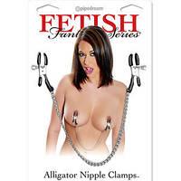 Зажимы на соски - Series Alligator Nipple Clamps