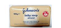 Johnson's baby детское мыло с миндальным маслом 100 g