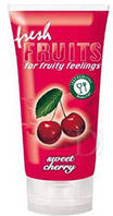 Fresh Fruits Cereza 150 ml - оральный лубрикант со вкусом вишни