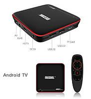 Тв приставка MeCool M8s pro w 2Gb/16Gb (андроид тв, смарт тв, TV BOX, медиаплеер) X96, W95, фото 1