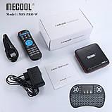 Тв-приставка MeCool M8s pro w 2Gb/16Gb (андроїд тб, смарт тв, TV BOX, медіаплеєр) X96, W95, фото 4