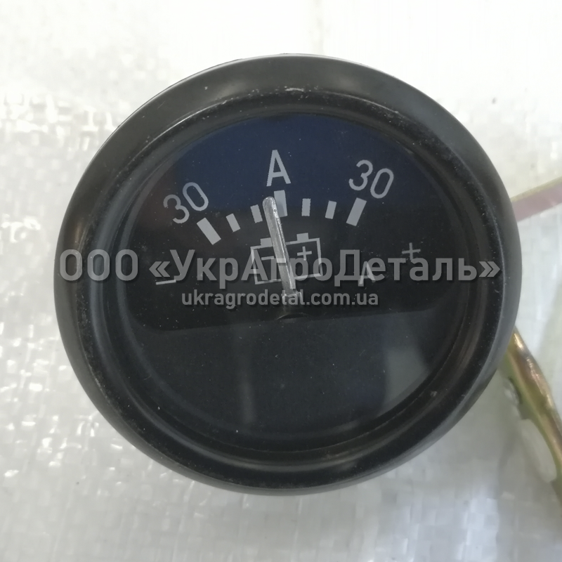 Амперметр ЮМЗ, МТЗ (-30-0-30) АП-110